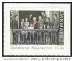 DENEMARKEN 2010 70e Verjaardag Margrethe II PF-MNH-NEUF - Nuevos