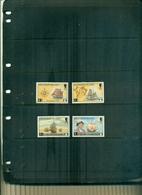 ASCENSION 500 DECOUVERTE AMERIQUE 4 VAL NEUFS A PARTIR DE 0.90 EUROS - Ascension (Ile De L')