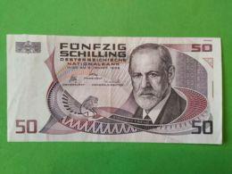 50 Schilling 1986 - Autriche