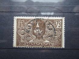 """VEND TIMBRE DE MADAGASCAR N° 173 , OBLITERATION """" MANANARA """" !!! - Madagascar (1889-1960)"""