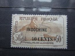 VEND TIMBRE D ' INDOCHINE N° 93 , NEUF SANS GOMME !!! - Indochine (1889-1945)