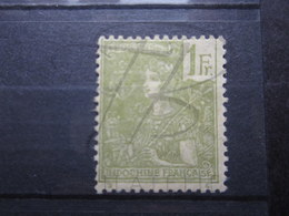 VEND TIMBRE D ' INDOCHINE N° 37 , NEUF AVEC CHARNIERE !!! - Indochine (1889-1945)