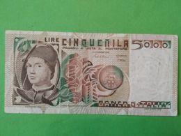 5000 Lire 1982 - [ 2] 1946-… : Républic