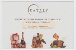 Roma, Eataly, Alti Cibi, Idee Regalo, Natale - Negozi