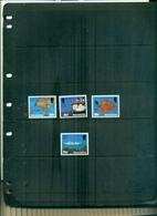 ASCENSION 25 COMPAGNIE CABLIERE DE L'ATLANTIQUE DU SUD 4 VAL NEUFS A PARTIR DE 0.75 EUROS - Ascension (Ile De L')