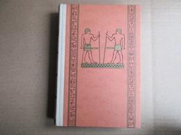 Götter Gräber Und Gelehrte (C.W. Ceram) éditions De 1957 - Roman Der Archäologie - Archéologie