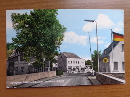 Deutsch-Luxemburg, Echternachbruck - Grenze --> écrit - Echternach