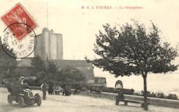 17 - Charente Maritime - Fouras - Le Semaphore - Automobile - C 2572 - Fouras-les-Bains