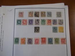 Lot N° 639  ESPAGNE Collection Neufs Ou Obl. Sur Page D'albums .. No Paypal - Sammlungen (im Alben)