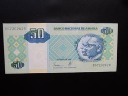 ANGOLA : 50 KWANZAS    10.1999    P 146a      NEUF - Angola