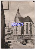 CPSM 10X15 De DAMERY   (51) -  L'EGLISE - VOITURES - Francia