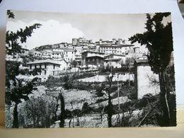1963 - Rieti - Collalto Sabino - Castello E Il Torrione - Panorama - Stazi. Climatica - Hotel Belvedere  Vera Fotografia - Rieti