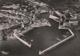 56 LE PALAIS  - BELLE-ILE  La Citadelle Et Son Avant Port - Belle Ile En Mer