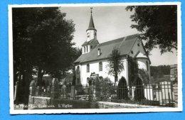 NOV403b, Les Eplatures, L'Eglise, B 7766, Non Circulée - NE Neuchâtel