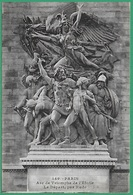 ! - France - Paris - Arc De Triomphe De L'Etoile - Le Départ, Par Rude - Arc De Triomphe
