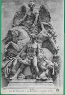 ! - France - Paris - Arc De Triomphe De L'Etoile - La Résistance, Groupe D'Etex - Arc De Triomphe
