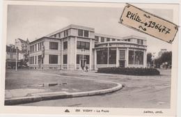 03 Vichy - Cpa / La Poste. - Vichy