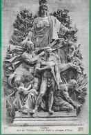! - France - Paris - Arc De Triomphe De L'Etoile - La Paix,  Groupe D'Etex - Arc De Triomphe