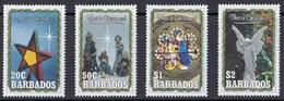 BARBADOS 1990 NATALE - Barbados (1966-...)