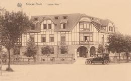 KNOKKE SABLON HOTEL - Knokke