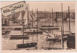 83 Saint-Tropez - Cpa / Le Port. - Saint-Tropez