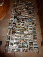 Lot Vrac De 125 CARTES POSTALES De France Etc(Cartes Postales Semi-modernes Et Modernes Comprenant :scènes Diverses, Etc - Ansichtskarten