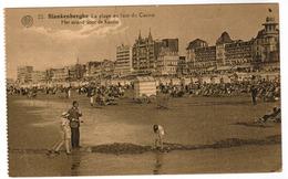 Blankenberge, Blankenberghe, Het Strand Voor De Casino  (pk52386) - Blankenberge