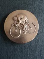 MEDAILLE CYCLISME RONDE DE TRIEUX 1979 ( MEURTHE  ET MOSELLE) - Tourist