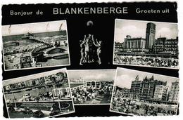 Blankenberge, Blankenberghe, Groeten Uit ... (pk52389) - Blankenberge