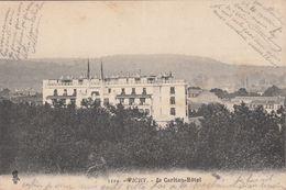 Cp , 03 , VICHY ,  Le Carlton-Hôtel - Vichy
