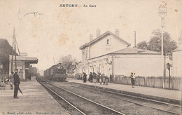 ANTONY - LA GARE - Antony