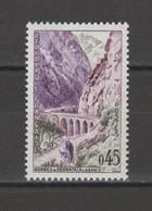 FRANCE / 1960 / Y&T N° 1237 ** : Gorges De Kerrata - Gomme D'origine Intacte - Unused Stamps