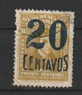 MiNr. 320  Kolumbien 1932, 20. Jan. Freimarken. MiNr. 298 Und 300 Mit Aufdruck Des Neuen Wertes. - Kolumbien