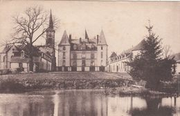 Cp , 03 , LE RÉREY , Le Château Et L'Église - France