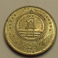 1994 - Cap Vert - Cape Verde - ESCUDO - KM 27 - Cap Vert