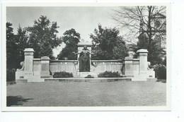 Mons Le Monument Aux Morts - Mons