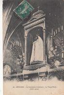 Cp , 03 , MOULINS , La Cathédrale (intérieur), La Vierge Noire (XIIIe S.) - Moulins