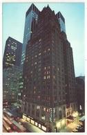 The Warwick Hotel, Avenue Of The Americas At 54th Street, New York, N.Y. - Cafés, Hôtels & Restaurants