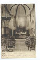 Modave Intérieur De L'Eglise - Modave