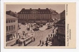CPA AUTRICHE GRAZ Jakominiplatz - Graz