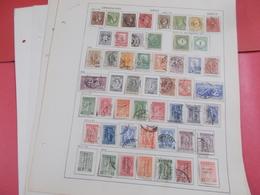 Lot N° 642 GRECE Collection Neufs Ou Obl. Sur Page D'albums .. No Paypal - Timbres
