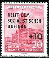 DDR - Mi 557 - ** Postfrisch (A) - 20+10Pf  Hilfe Für Ungarn - [6] République Démocratique