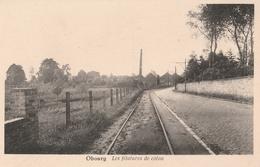 OBOURG LES FILATURES DE COTON - Mons