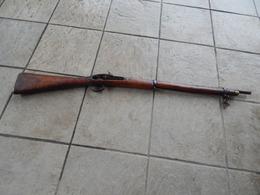 Fusils/Mousqueton/Du Type T Bis Ou Autre/A Identifier/A Voir!!!!! - Armes Neutralisées