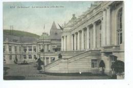 Spa Le Kursaal Terrasse Et Salle Des Fêtes ( Carte Couleur ) - Spa