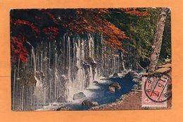 Hakone Japan 1912 Postcard Mailed - Otros