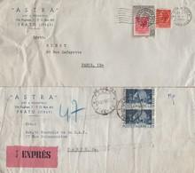 Italie - Lot De 21 Lettres à Destination De France - 1946-.. République