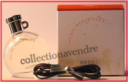 HERMES : Eau Des Merveilles : Eau De Toilette 7,5 Ml. Version 2004. Parfait état - Modern Miniatures (from 1961)