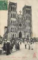 /!\ 8488 - CPA/CPSM - Asie  : Tonkin : Hanoi : Cathédrale - Viêt-Nam