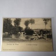 Virton Environs De / LA Cheratte A Dampicourt 1902 - Virton